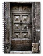 Numero 16 Spiral Notebook