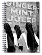 Nun Of That Spiral Notebook