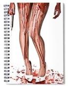 Nurse Help Spiral Notebook