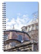 Nuruosmaniye Mosque 02 Spiral Notebook
