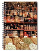 Nut Shop Spiral Notebook