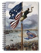 Ny: British Evacuation Spiral Notebook