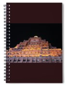 Ny Clock Tower Spiral Notebook