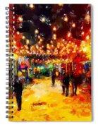 Nyc 6 Spiral Notebook