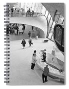 Nyc Airport, 1965 Spiral Notebook