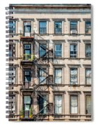 Nyc Building  Spiral Notebook