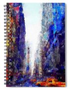 NYC Spiral Notebook