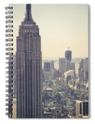 Nyc - Empire State Building Spiral Notebook