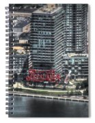 Nyc Pepsi Cola Spiral Notebook