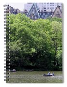 Nyc Urban Oasis Spiral Notebook