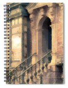 Nyc Walkup Phone Case Aspect Spiral Notebook