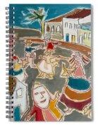 O Bumba-meu-boi Spiral Notebook