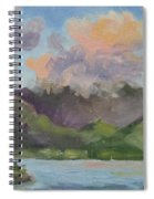 Oahu Sunrise Spiral Notebook