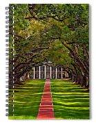 Oak Alley II Spiral Notebook