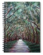 Oak Avenue Spiral Notebook