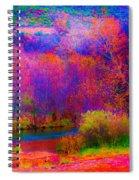 Oak Creek Acid 2 Spiral Notebook