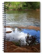 Red Rock Crossing Spiral Notebook