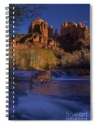 Oak Creek Crossing Sedona Arizona Spiral Notebook