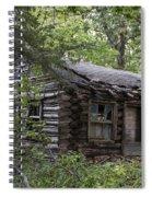 Oak Lodge Spiral Notebook