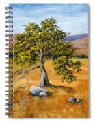 Oak Tree Spiral Notebook