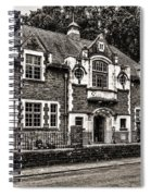 Oakdale Workmens Institute Mono Spiral Notebook