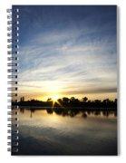 Oakland Coast Guard Island Spiral Notebook