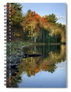 Oakley Corners State Forest Spiral Notebook