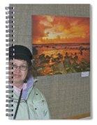 Oakwood Exhibit 2 Spiral Notebook
