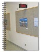 Oakwood Exhibit 3 Spiral Notebook