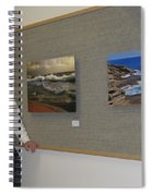 Oakwood January Show 1 Spiral Notebook