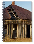 Oalold House Place Arkansas Spiral Notebook