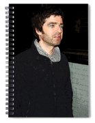 Oasis's Noel Gallagher Spiral Notebook