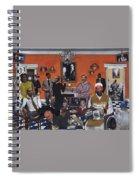 Obama Nation Spiral Notebook
