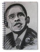 Obama Spiral Notebook
