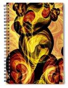 Obereg Spiral Notebook