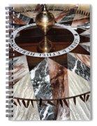 Giant Pendulum Spiral Notebook