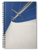Obsession Sails 4 Spiral Notebook