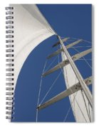 Obsession Sails 5 Spiral Notebook
