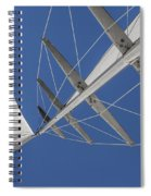 Obsession Sails 7 Spiral Notebook