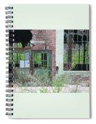 Obsolete Spiral Notebook