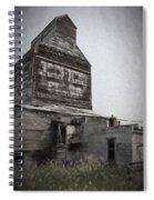 Occidental Flour Elevator  Spiral Notebook