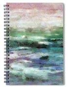 Ocean 2 Spiral Notebook
