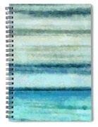 Ocean 4 Spiral Notebook