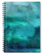Ocean 5 Spiral Notebook