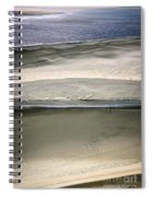 Ocean At Low Tide Spiral Notebook