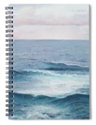 Ocean By Jan Matson Spiral Notebook