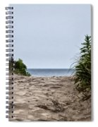 Ocean City Beach Spiral Notebook