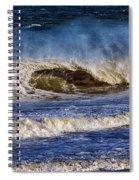 Ocean City Surf's Up Spiral Notebook