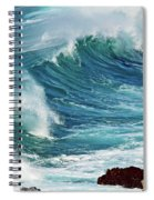 Ocean Majesty Spiral Notebook