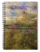 Ocean Morning I  Spiral Notebook